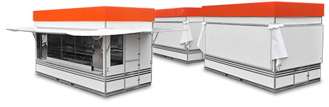 Manufacturer of catering containers