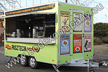 Bodex Producer of catering trailers