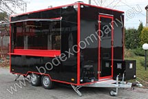 Catering Trailers Bodex