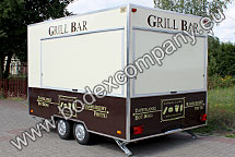 Producer of grill bar